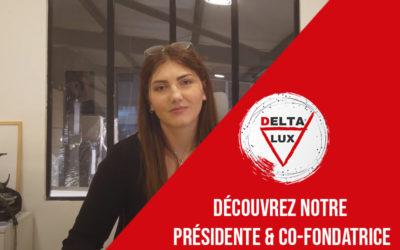 Découvrez l'équipe DELTA LUX #2 : Serena Andreani