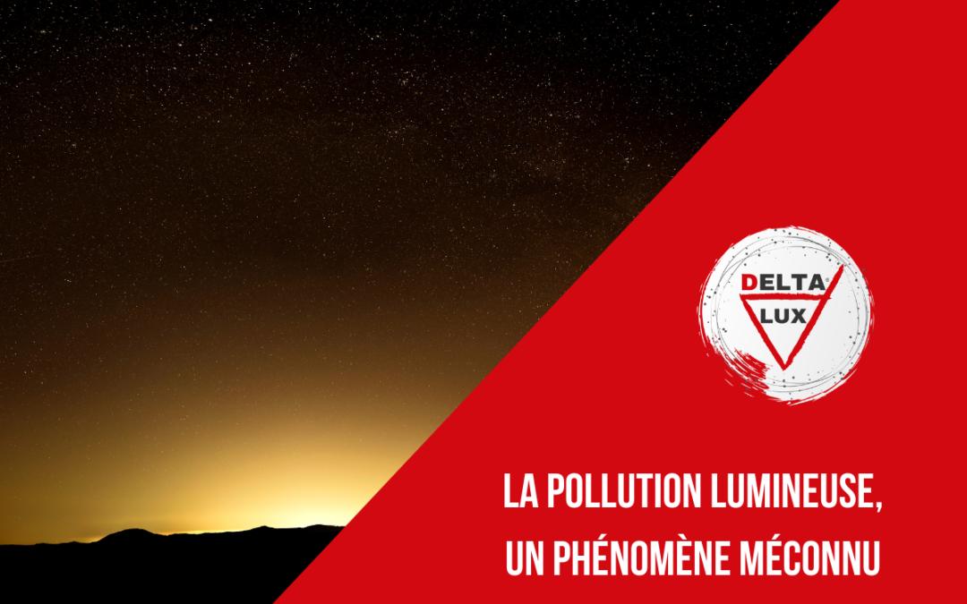 La pollution lumineuse, un phénomène méconnu